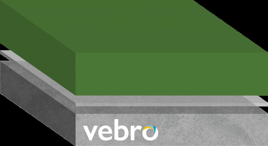 vebrocrete MF (Green)