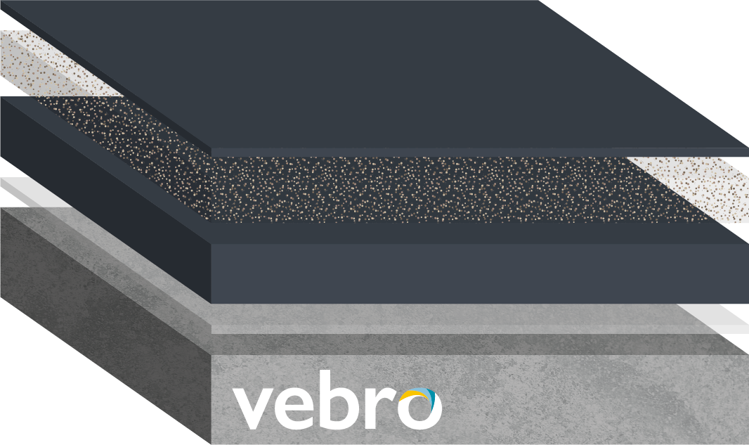 vebrocrete SR (Charcoal)