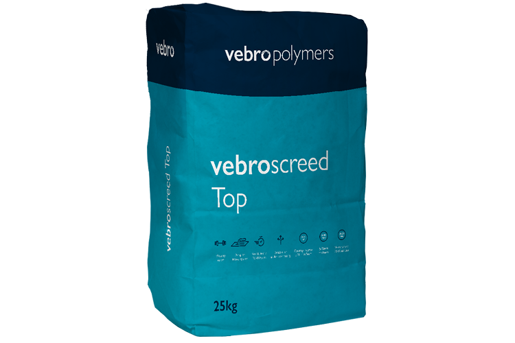 vebroscreed Top Packaging