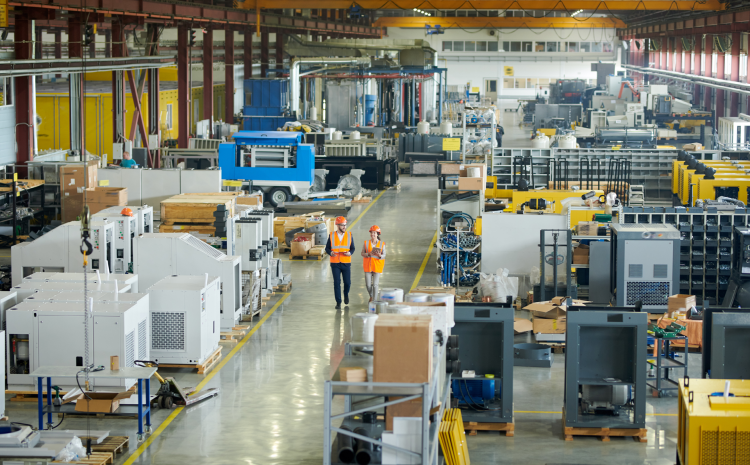 Time for a Factory Floor Upgrade? A Quick Insight into the Benefits of Resin Flooring
