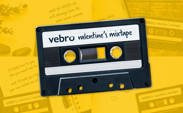 Vebro's Valentine's Day Mix Tape