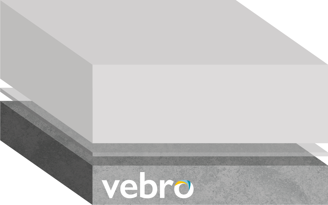 vebrocrete RT (Light Grey)