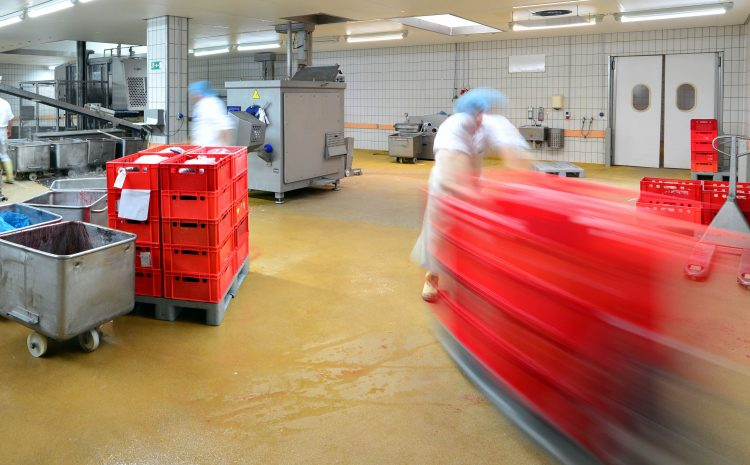Need For Speed? Slash Maintenance Downtime in Food Manufacturing by 75% with vebrocrete HF Rapid Cure