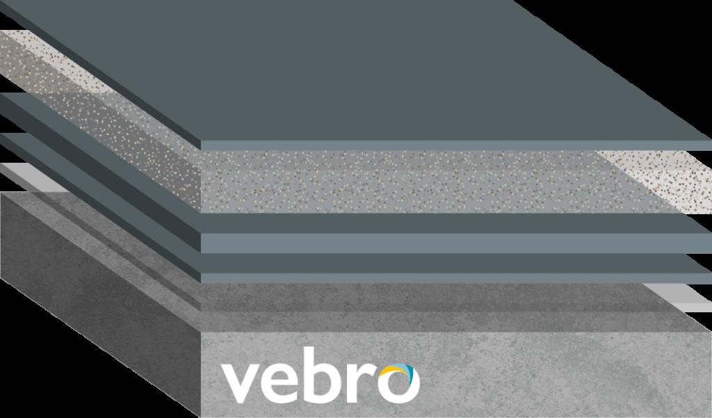 vebrodeck ID BL (Basalt Grey)