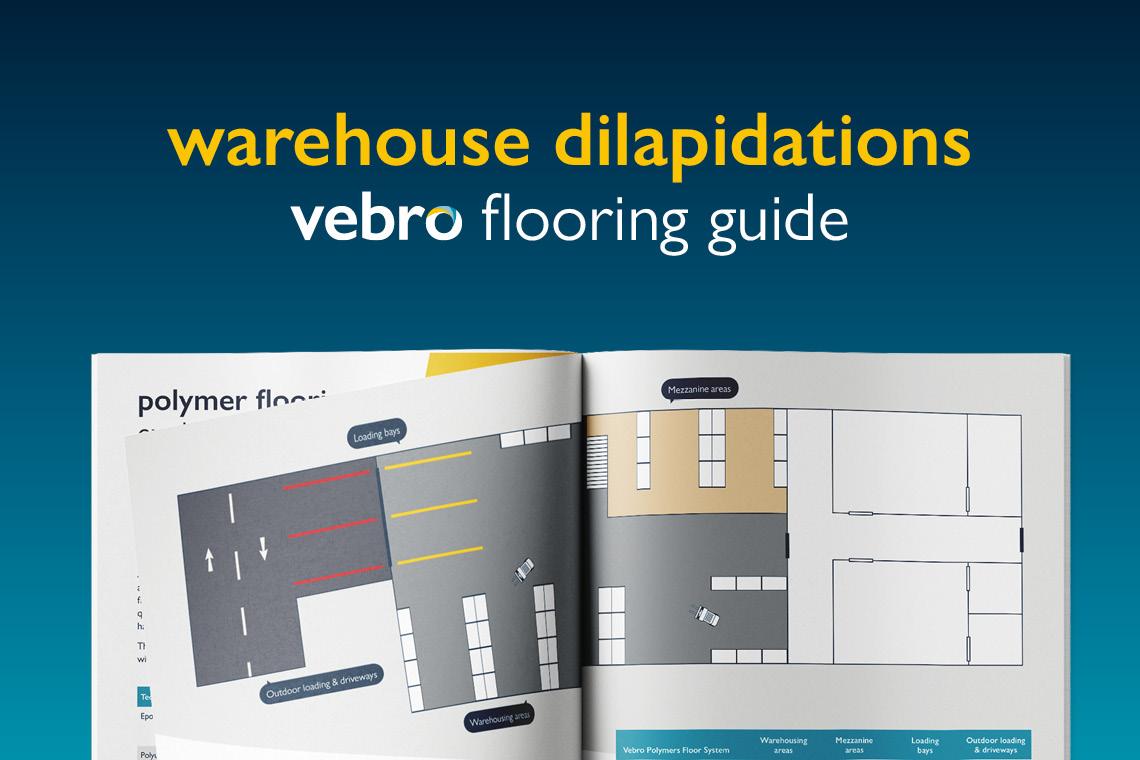 Warehouse Dilapidations Flooring Guide