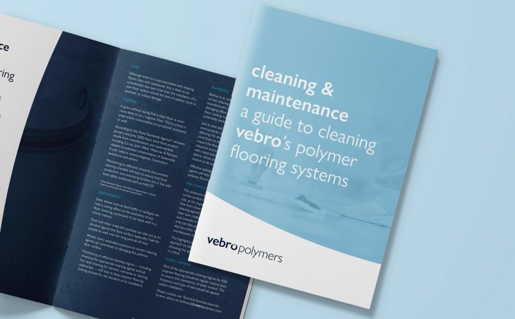 Good Clean Fun… The Vebro Guide to Cleaning & Maintenance of Polymer Flooring
