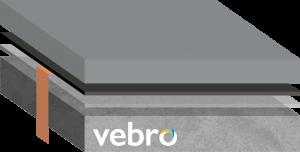 vebrostatic ESD SL (Conductive) (Dusty Grey)