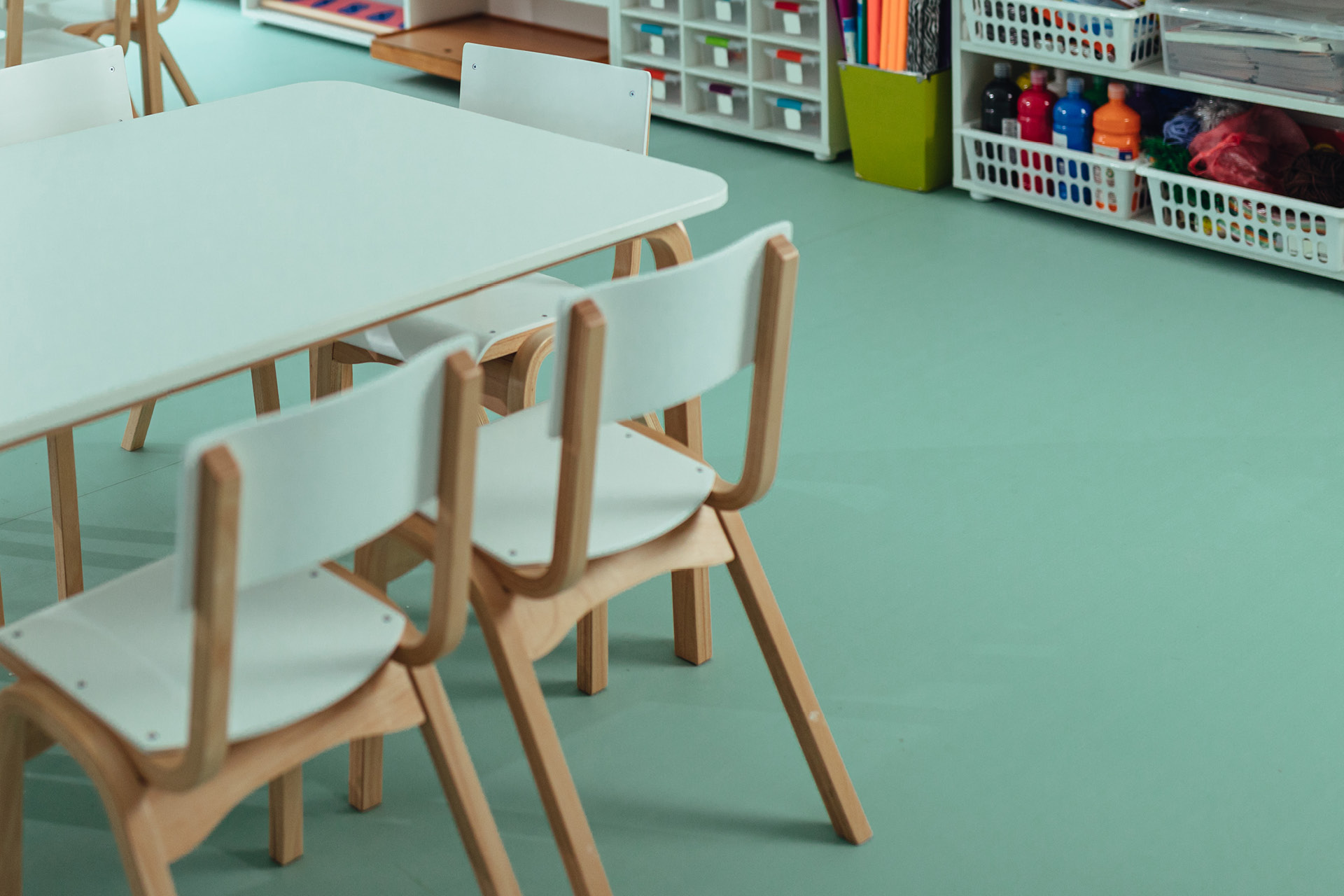 10 Reasons Resin Comfort Flooring is a Great Choice for Commercial Environments