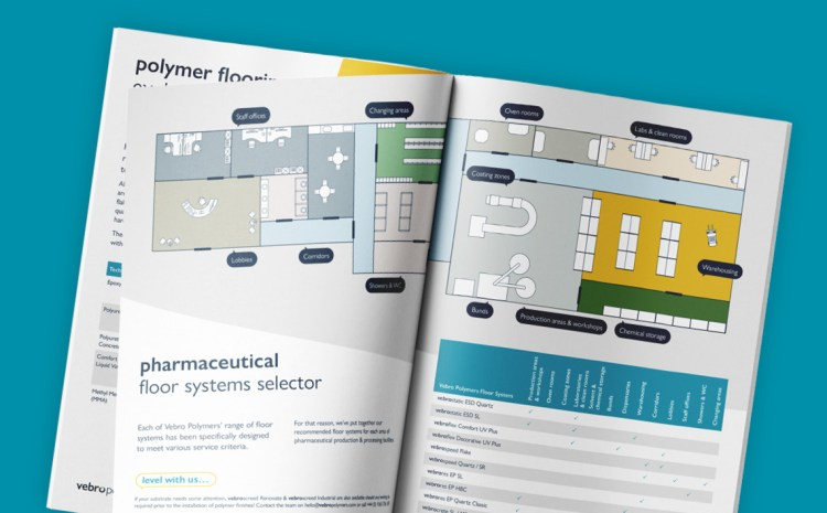 Latest Flooring Download Provides Guidance for Pharmaceutical Upgrade Projects