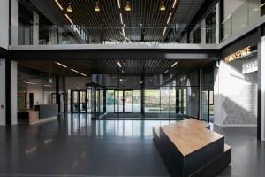 Vebro Polymers - vebrores PU SL HD at Jedburgh Campus - MJF Group