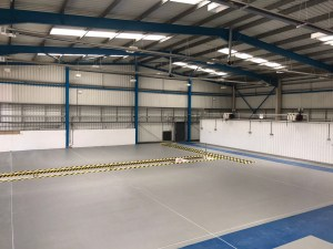 Vebro Polymers - vebrodeck ID at Cordwallis Group, Bicester (RFS)