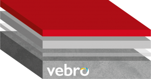 vebrodeck Vitesse (Tomato Red)