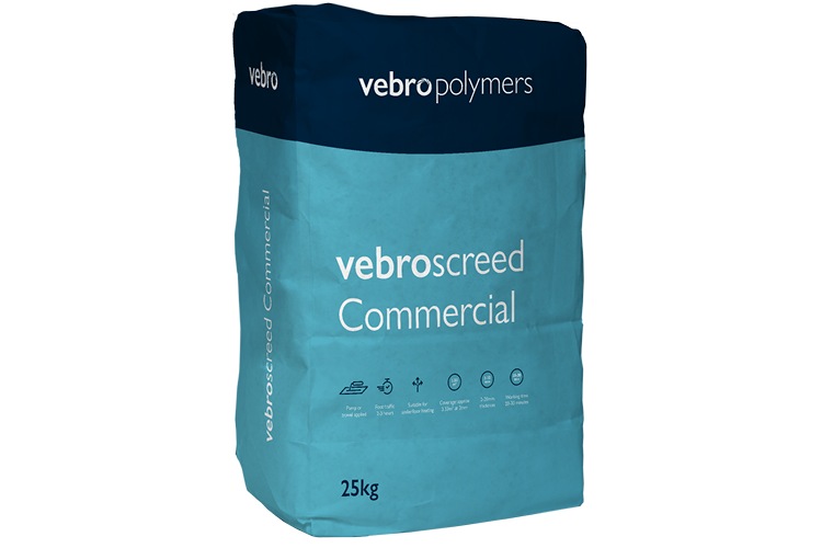 vebroscreed Commercial