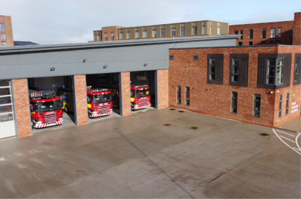 New Chester Community Fire Station is Up, Running & Ready to Serve the