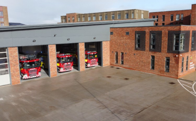 New Chester Community Fire Station is Up, Running & Ready to Serve the Community!