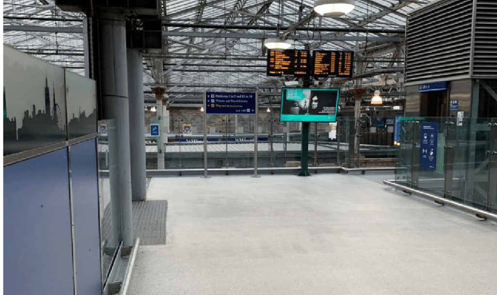 IFP Scotland Ensures Refurbishment Works Remain on Track at Edinburgh