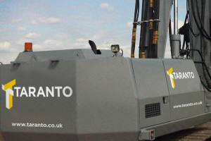vebrores PU SL HD, Taranto, Northern Ireland - Advanced Flooring Systems