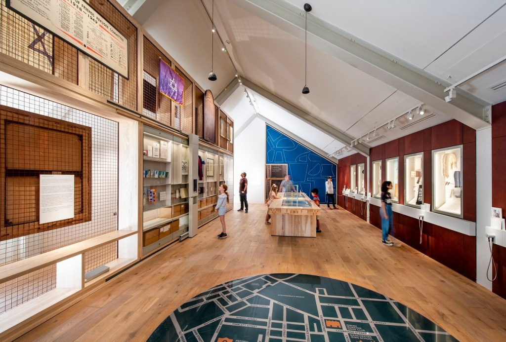 Manchester's Revamped Jewish Museum Reopens to Great