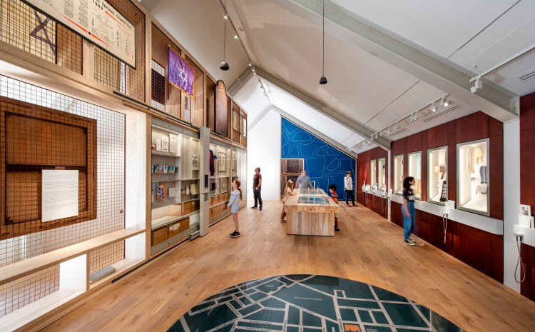 Manchester's Revamped Jewish Museum Reopens to Great Fanfare
